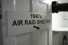 James Harriots Museum Luftschutzbunker (1)