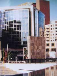Bürogebäude in Evry