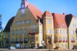 Rathaus von Heidena