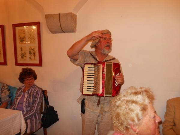Der Entertainer Frank Müller
